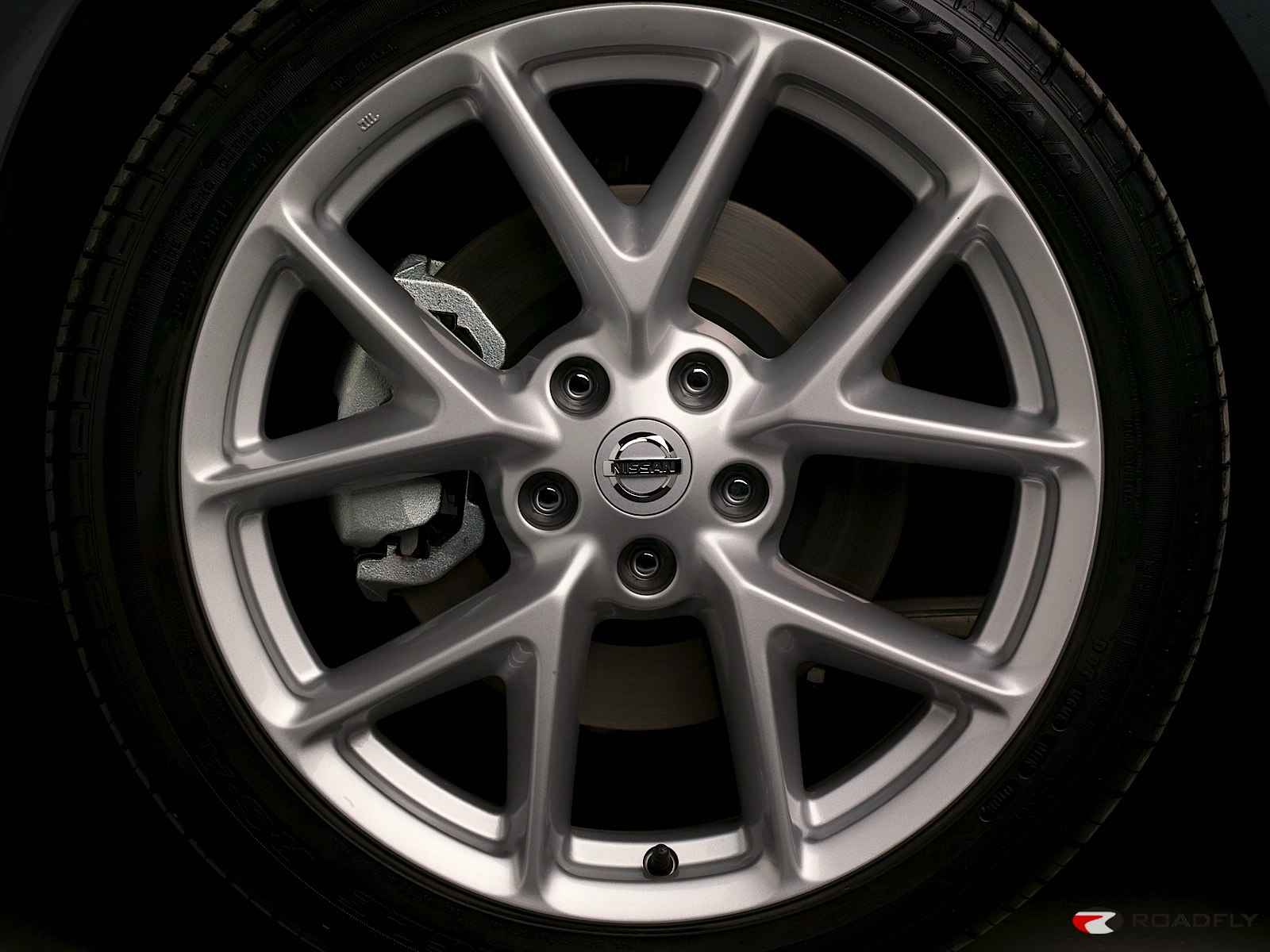 Nissan Maxima wheels #3