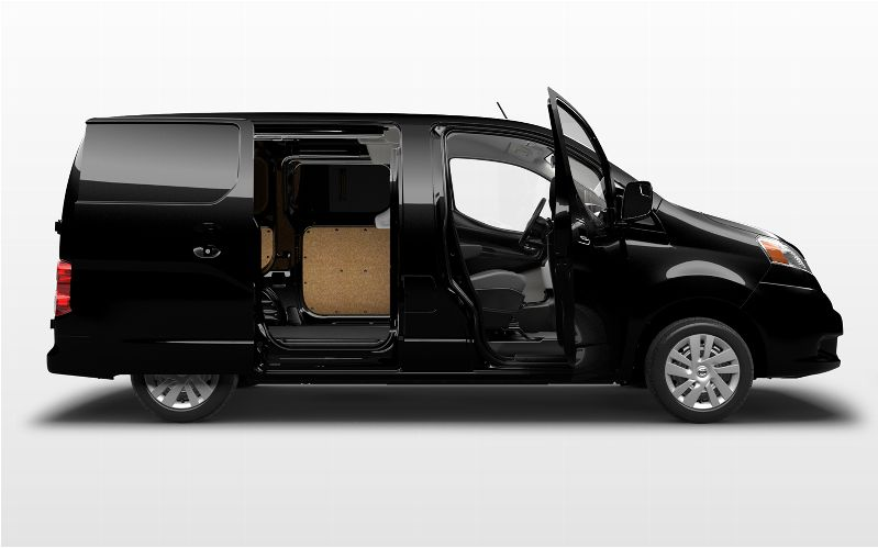 Nissan NV black #1