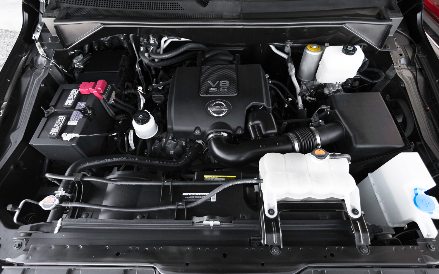 Nissan NV Passenger engine #3