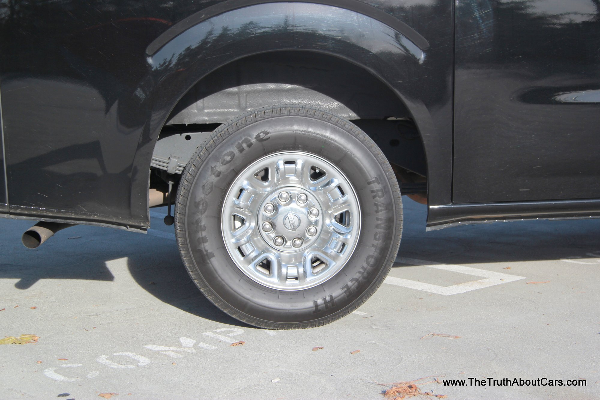 Nissan NV Passenger wheels #3
