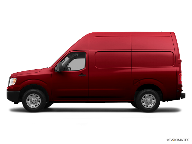 Nissan NV red #4