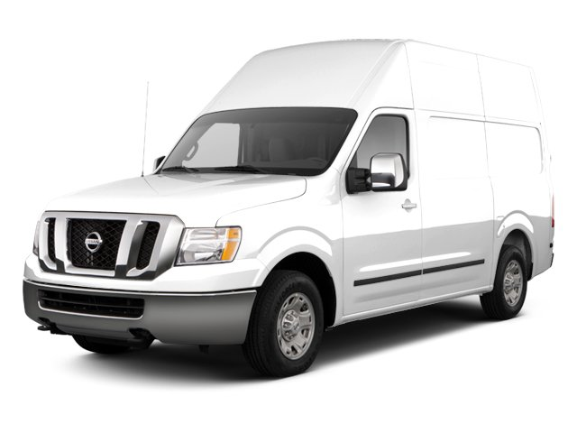 Nissan NV white #2