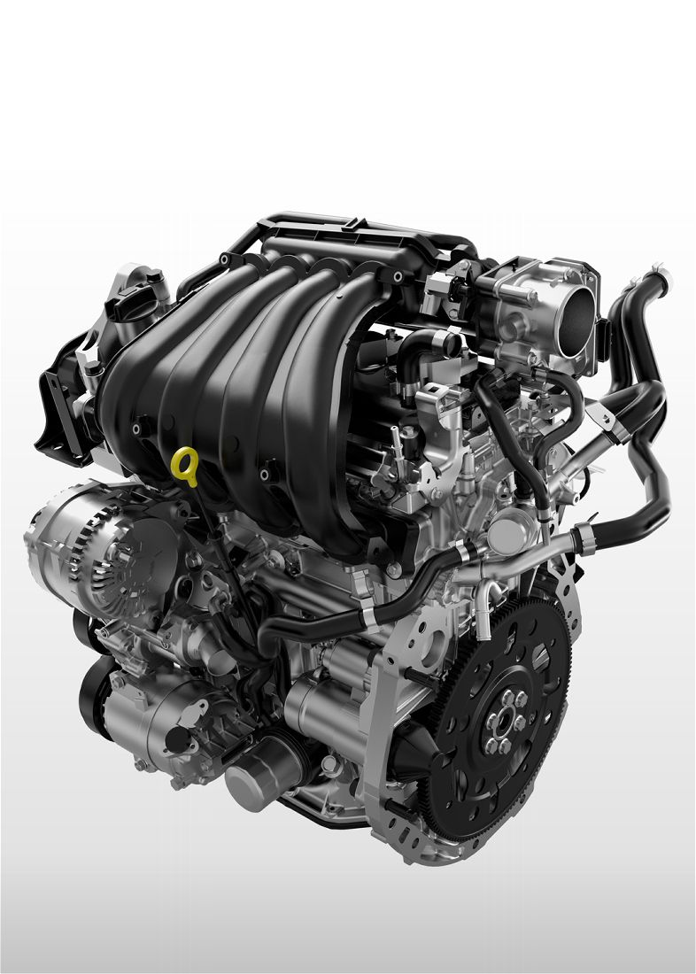 Nissan NV200 engine #4