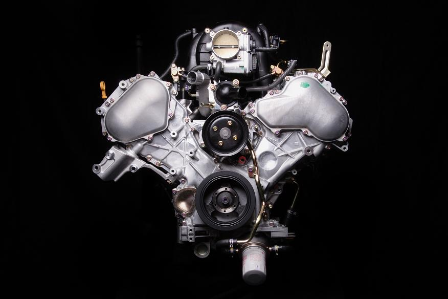 Nissan Titan engine #2