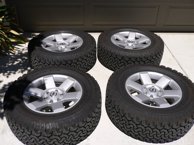 Nissan Titan wheels #3