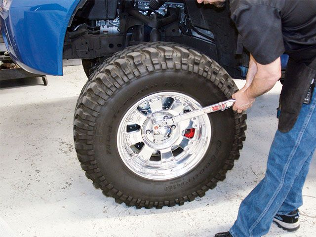 Nissan Titan wheels #4