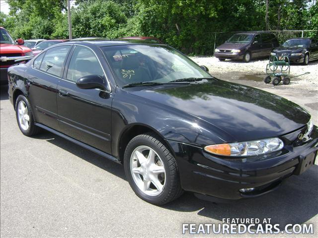 Oldsmobile Alero black #2
