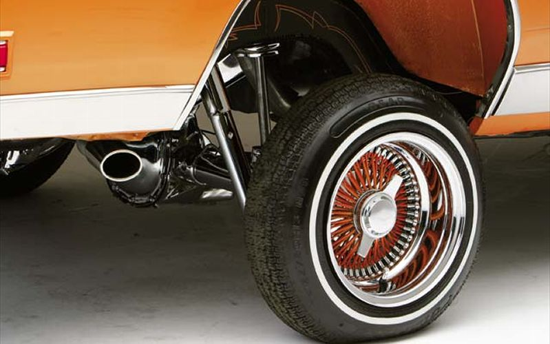 Oldsmobile Cutlass Supreme wheels #3
