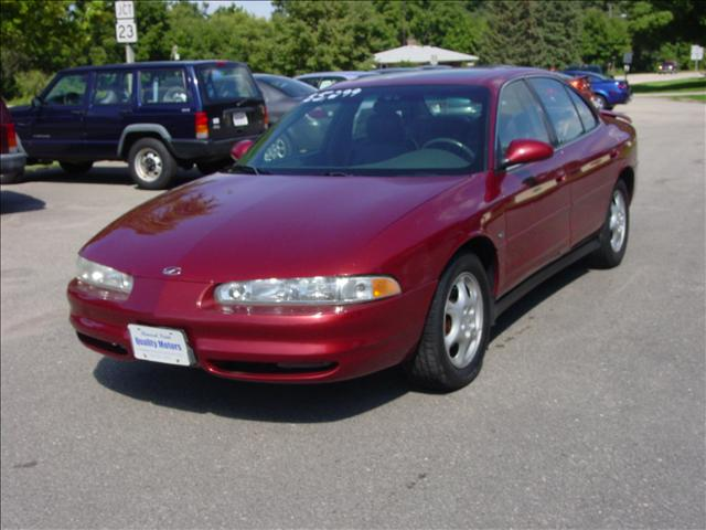 Oldsmobile Intrigue red #4
