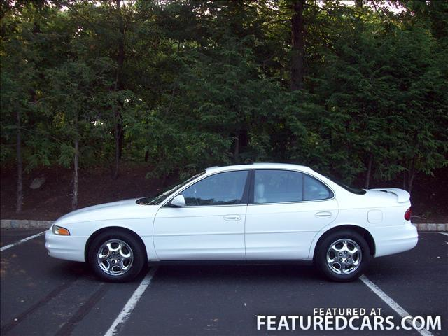 Oldsmobile Intrigue white #3