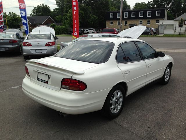 Oldsmobile Intrigue white #4