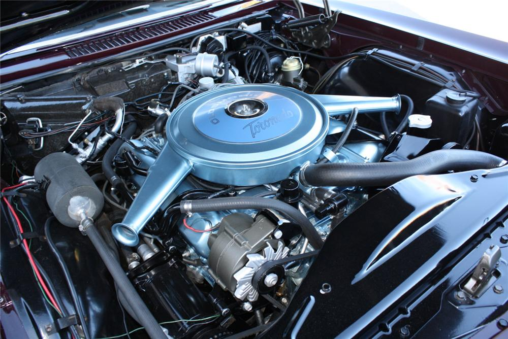 Oldsmobile Toronado engine #4