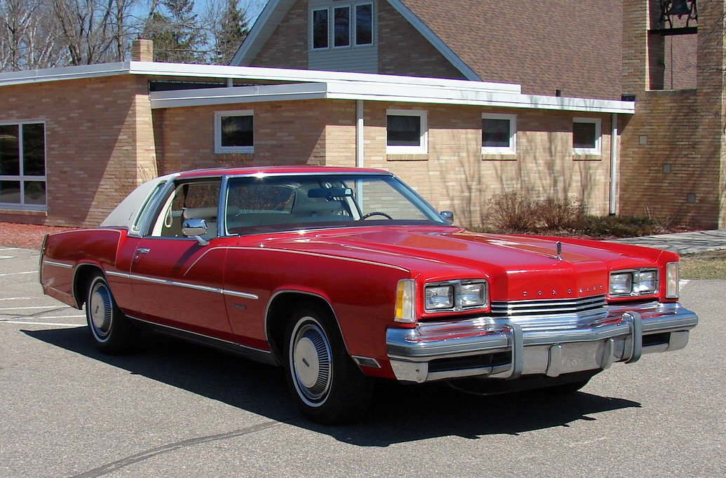 Oldsmobile Toronado red #1
