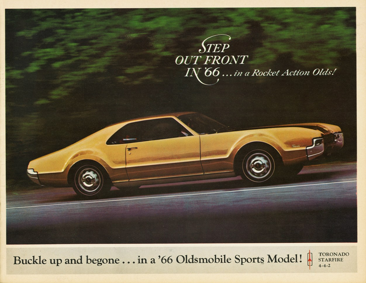 Oldsmobile Toronado wheels #2