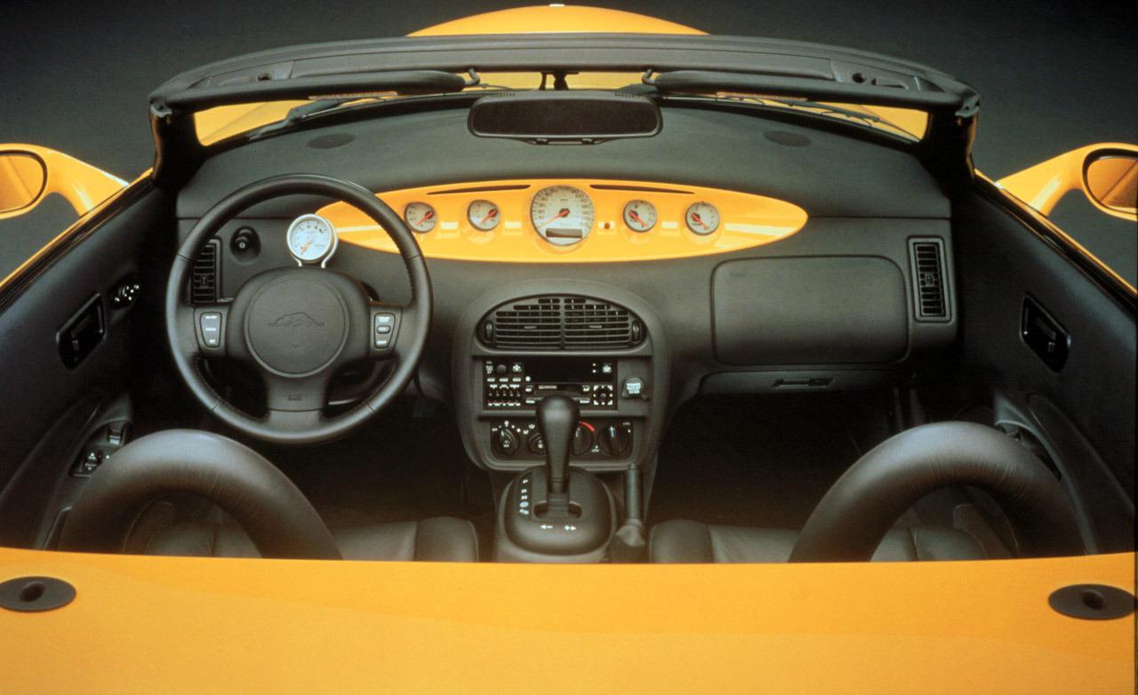 Plymouth Prowler interior #3
