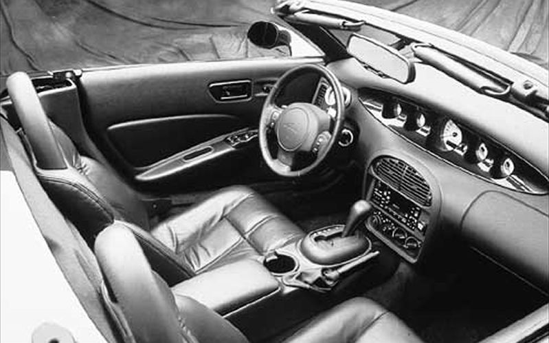 Plymouth Prowler interior #4
