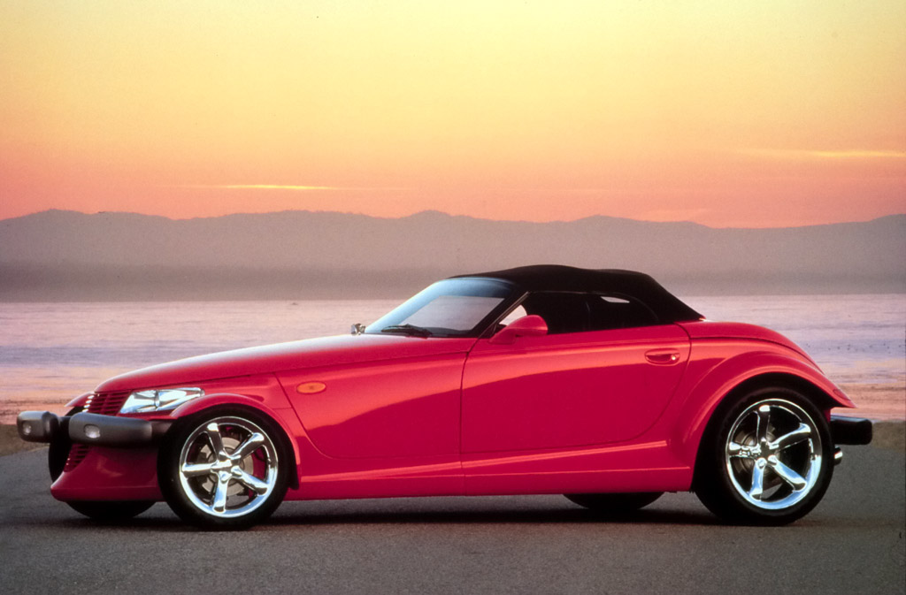 Plymouth Prowler red #1