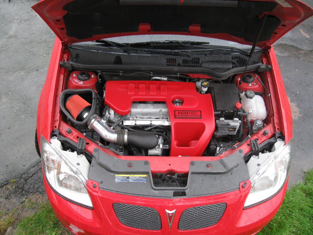 Pontiac G5 engine #2