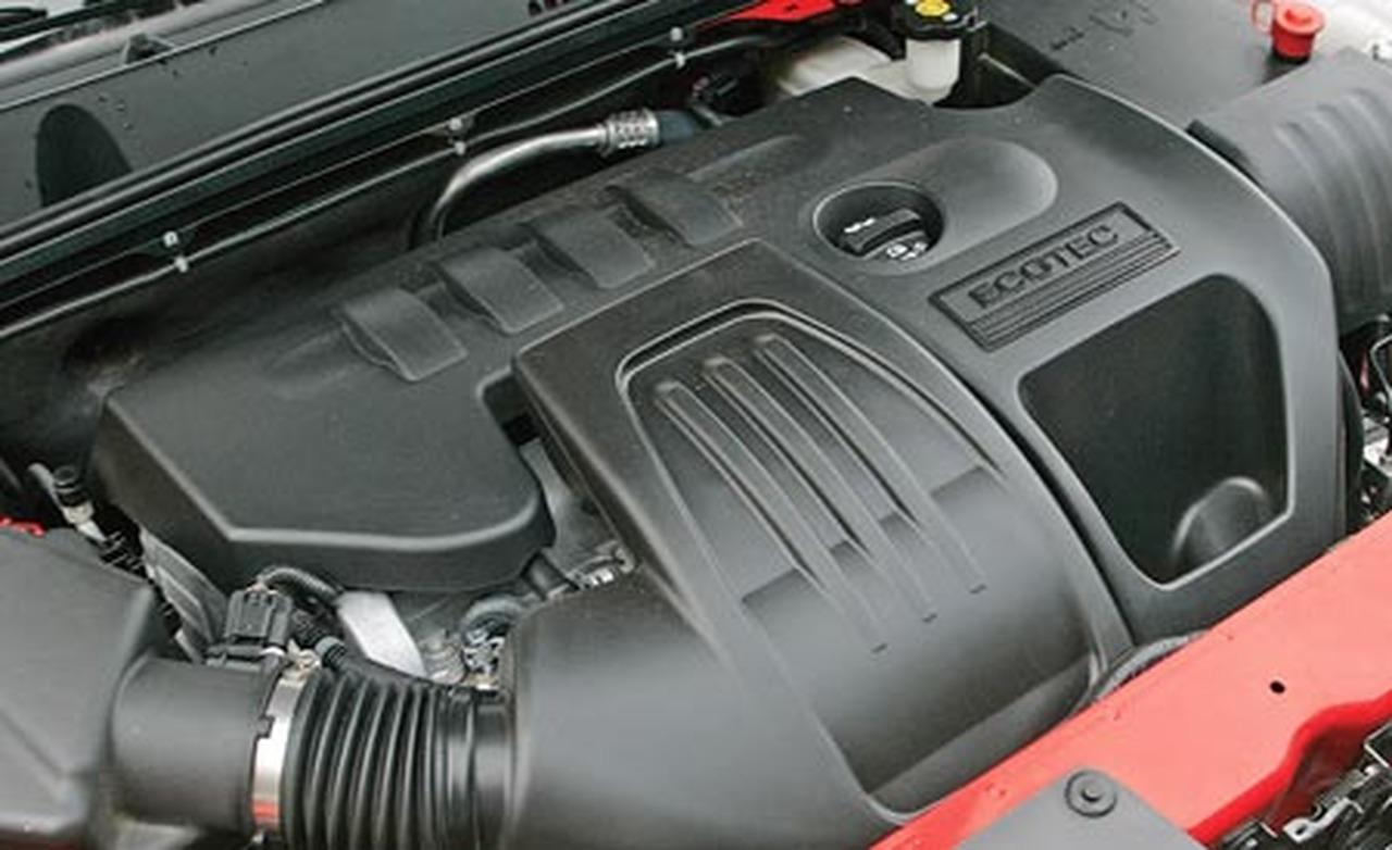 Pontiac G5 engine #3