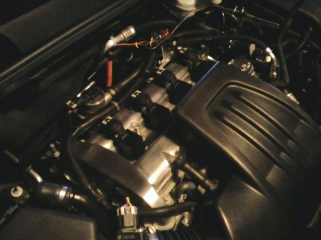 Pontiac G5 engine #4