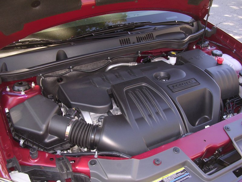 Pontiac G5 engine #1