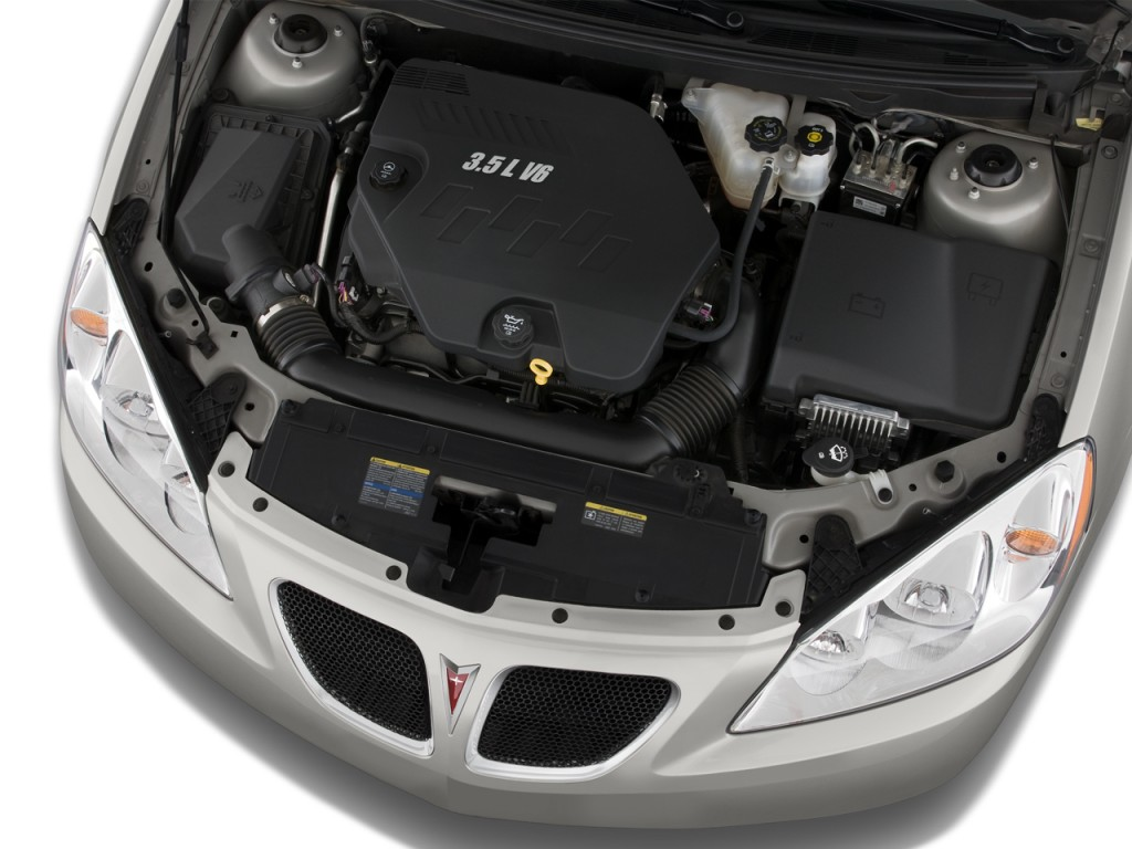 Pontiac G6 engine #3