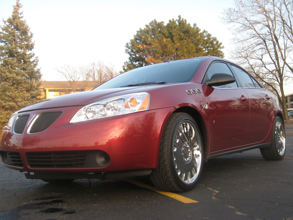 Pontiac G6 red #2
