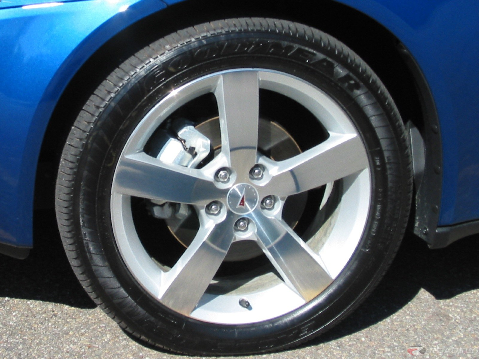 Pontiac G6 wheels #2