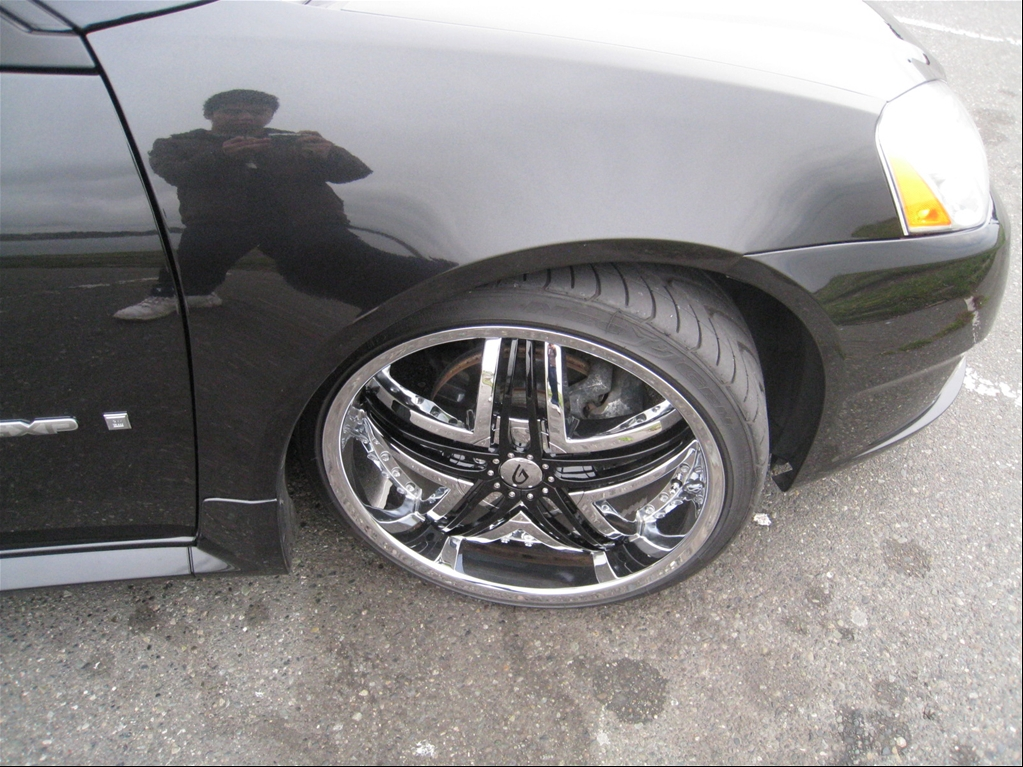 Pontiac G6 wheels #1
