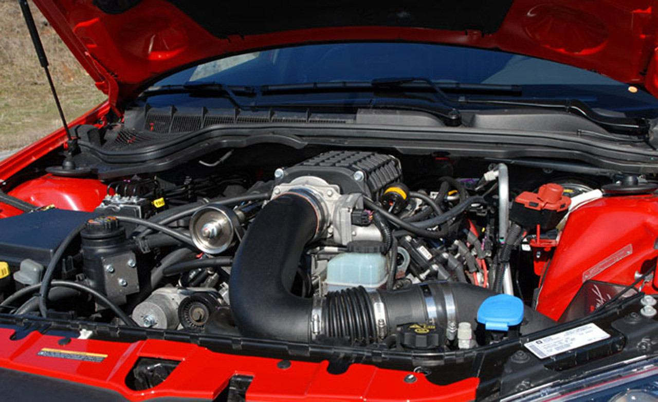 Pontiac G8 engine #4