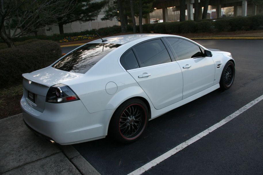 Pontiac G8 wheels #4
