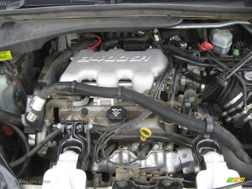 Pontiac Montana engine #1