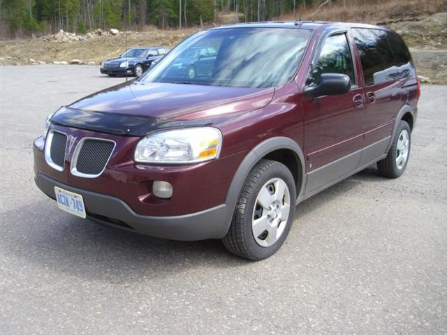 Pontiac Montana wheels #2