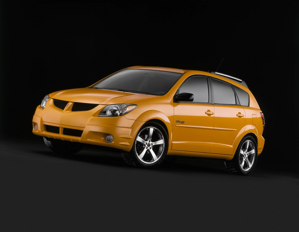 Pontiac Vibe wheels #1