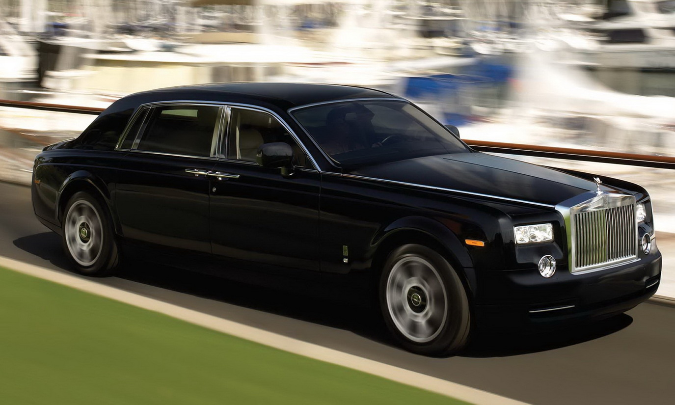 Rolls-Royce Phantom Coupe black #2