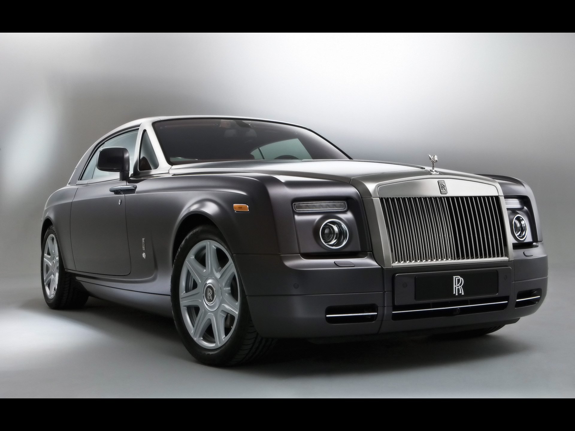 Rolls-Royce Phantom Coupe black #3
