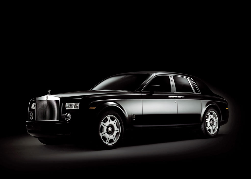 Rolls-Royce Phantom Coupe black #4