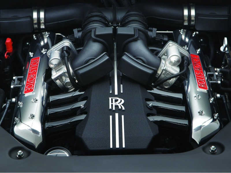 Rolls-Royce Phantom Coupe engine #2