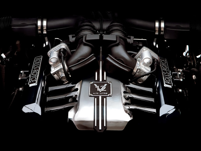 Rolls-Royce Phantom Coupe engine #3