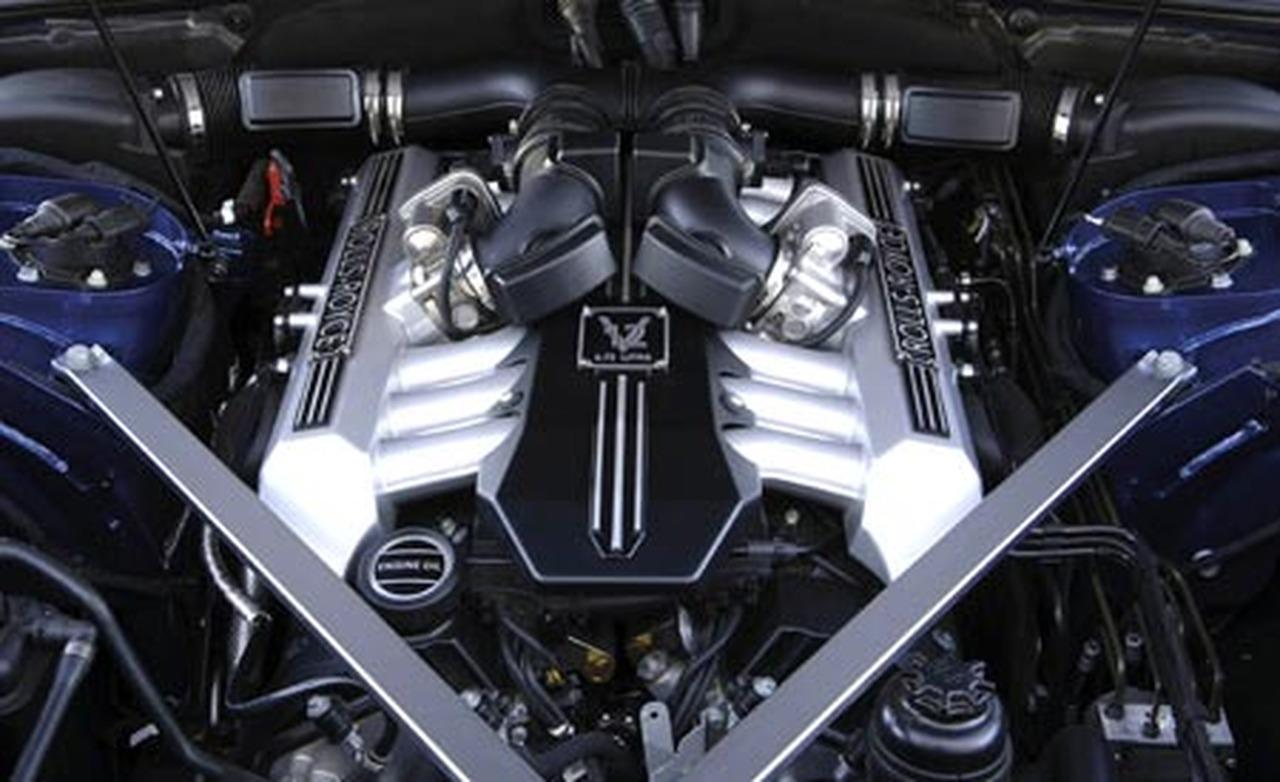 Rolls-Royce Phantom Coupe engine #1