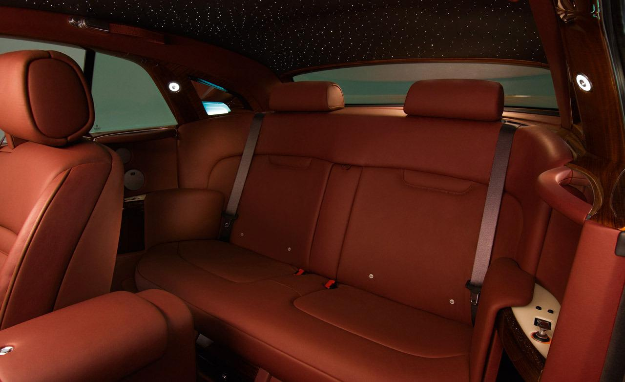 Rolls-Royce Phantom Coupe interior #3