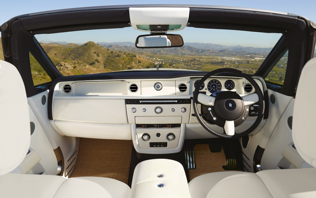 Rolls-Royce Phantom Coupe interior #4