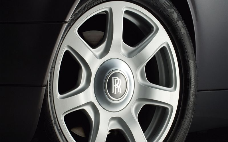 Rolls-Royce Phantom Coupe wheels #4