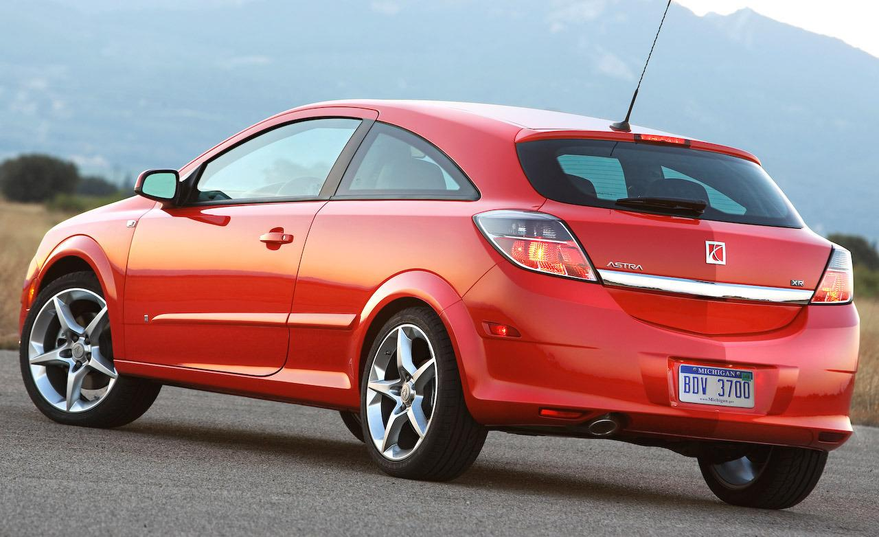 Saturn Astra red #3