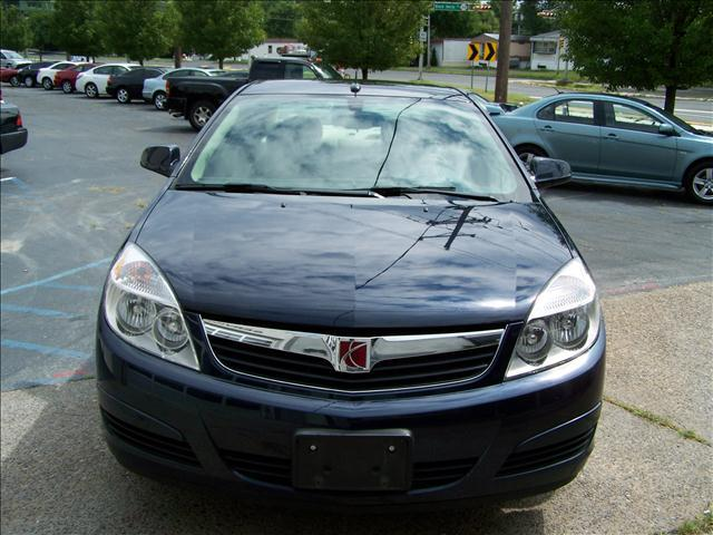 Saturn Aura Hybrid black #1