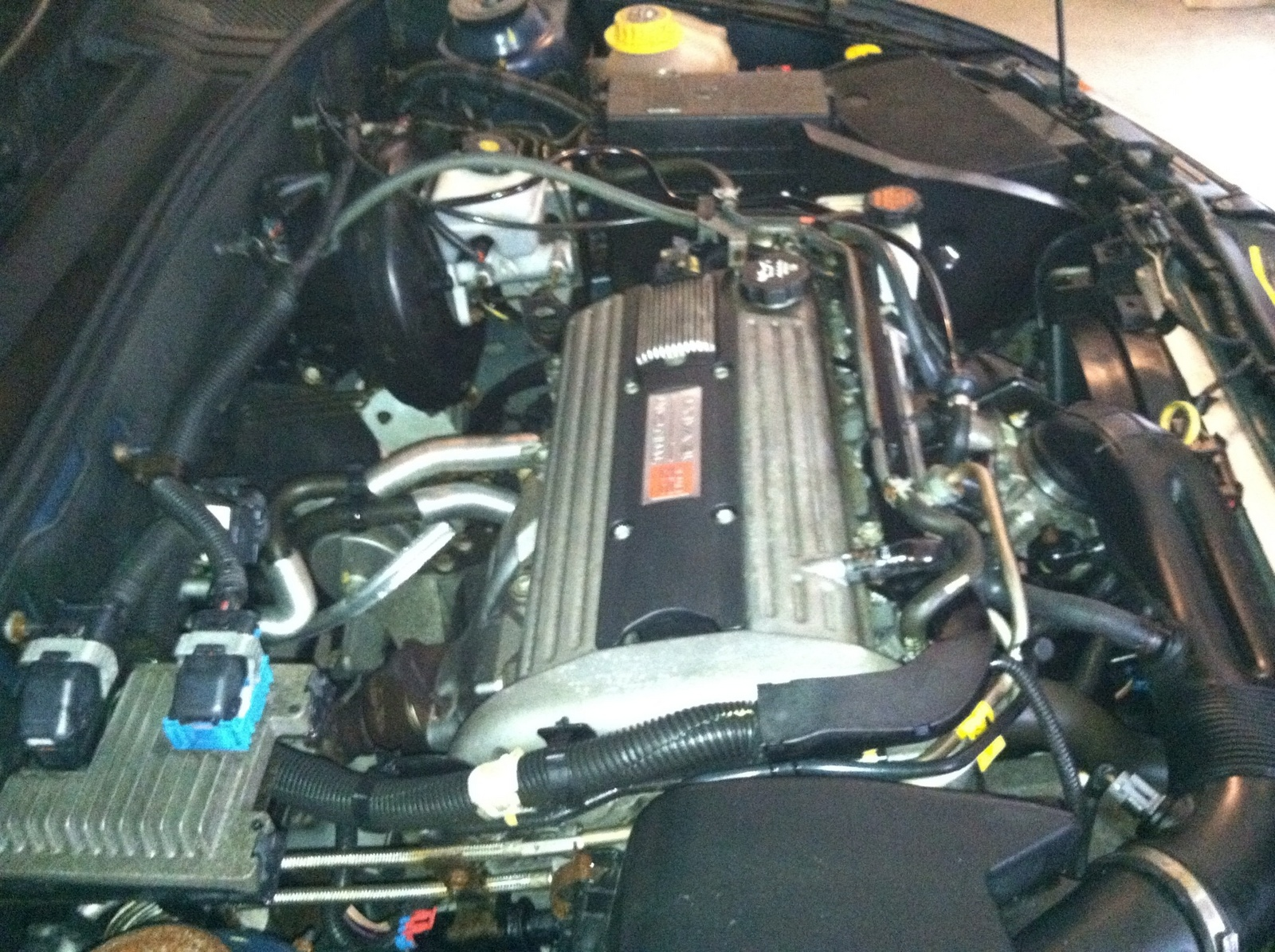 Saturn L-Series engine #4