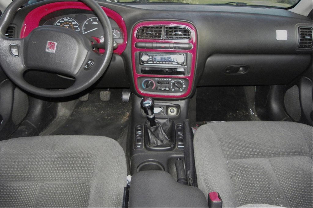 Saturn L-Series interior #1