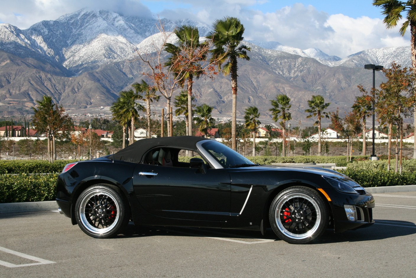 Saturn Sky wheels #3
