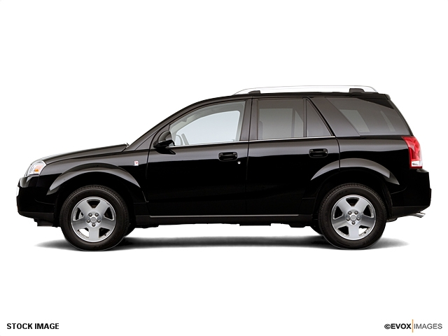 Saturn VUE Hybrid black #4