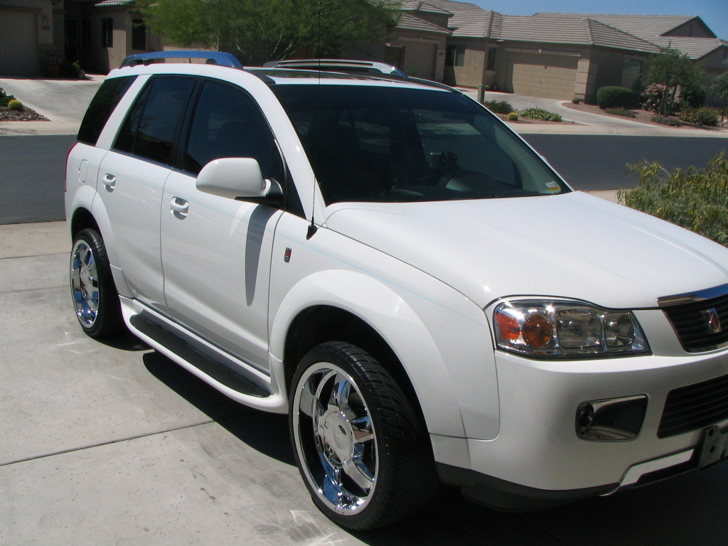 Saturn VUE Hybrid wheels #2